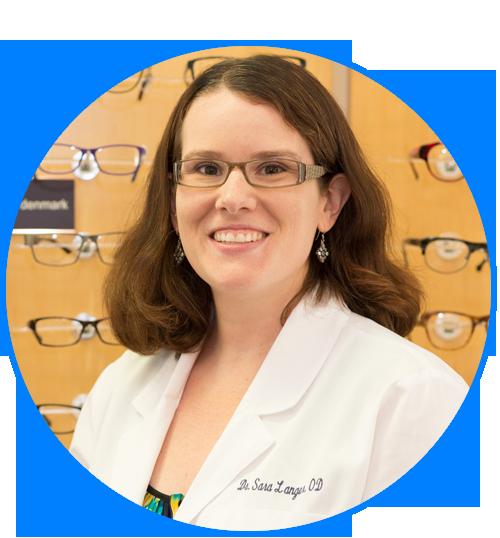 optometrist south austin manchaca kyle buda eye doctor Dr. Langer
