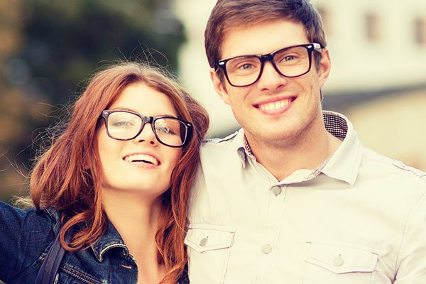 south austin kyle buda manchaca hillcrest glasses eye exam couple