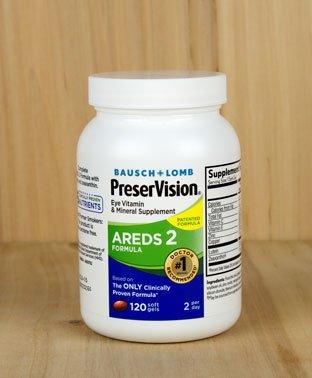 AREDS vitamins macular degeneration
