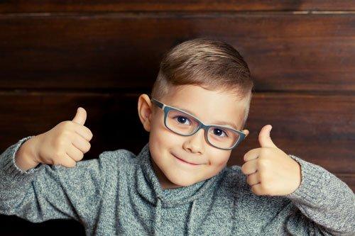Pediatric Glasses