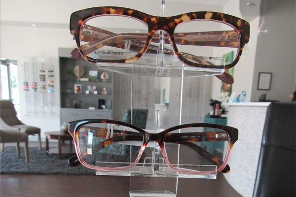 examples of frames sold at 512 Eye